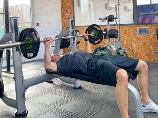 Exercice pour renforcer des pectoraux