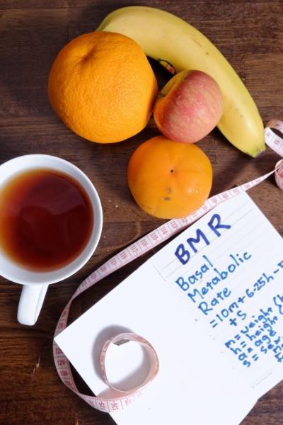 Fruits et thé