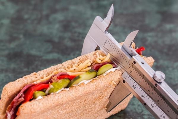 Mesure d'un sandwich